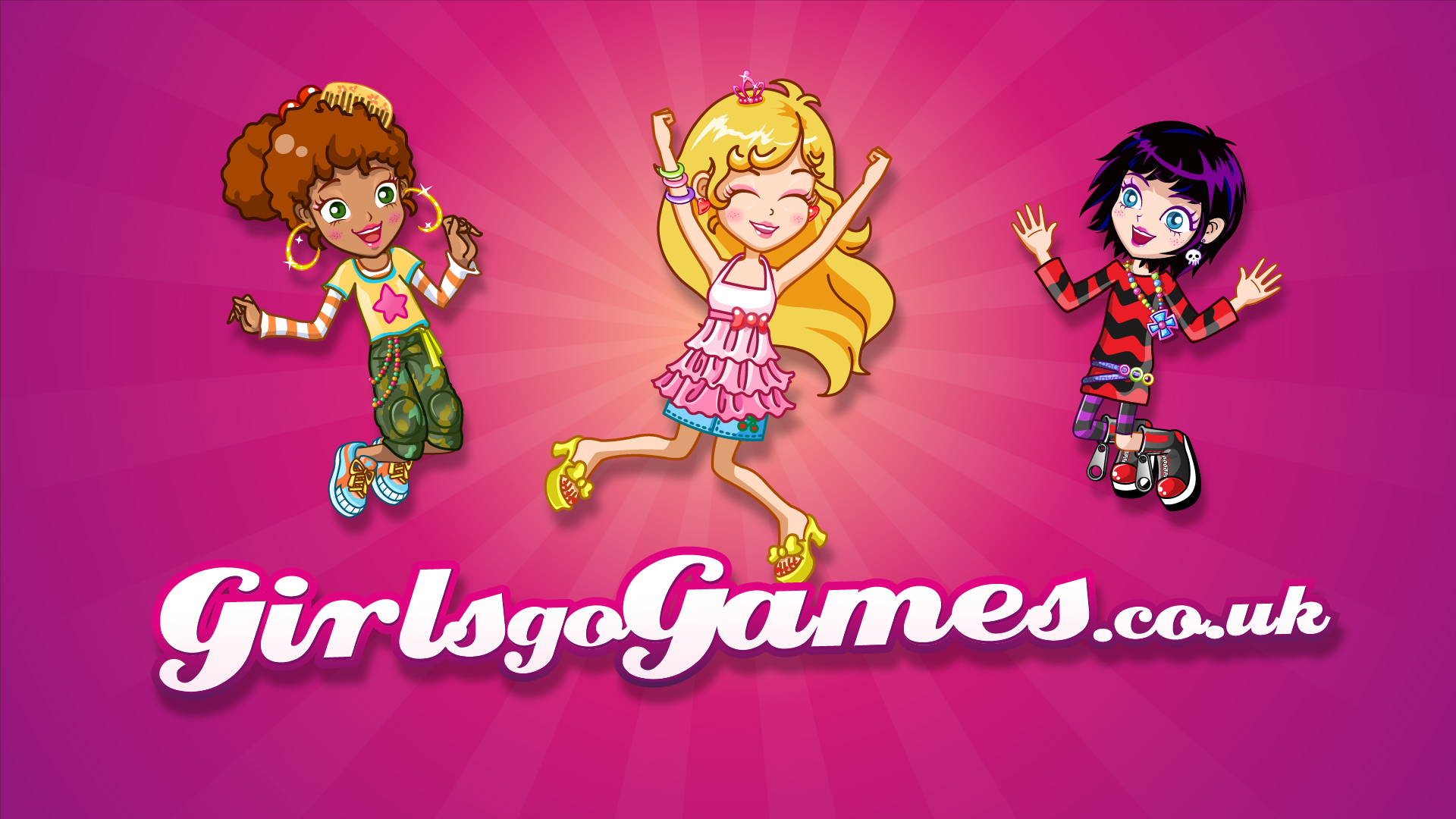 girlsgo games